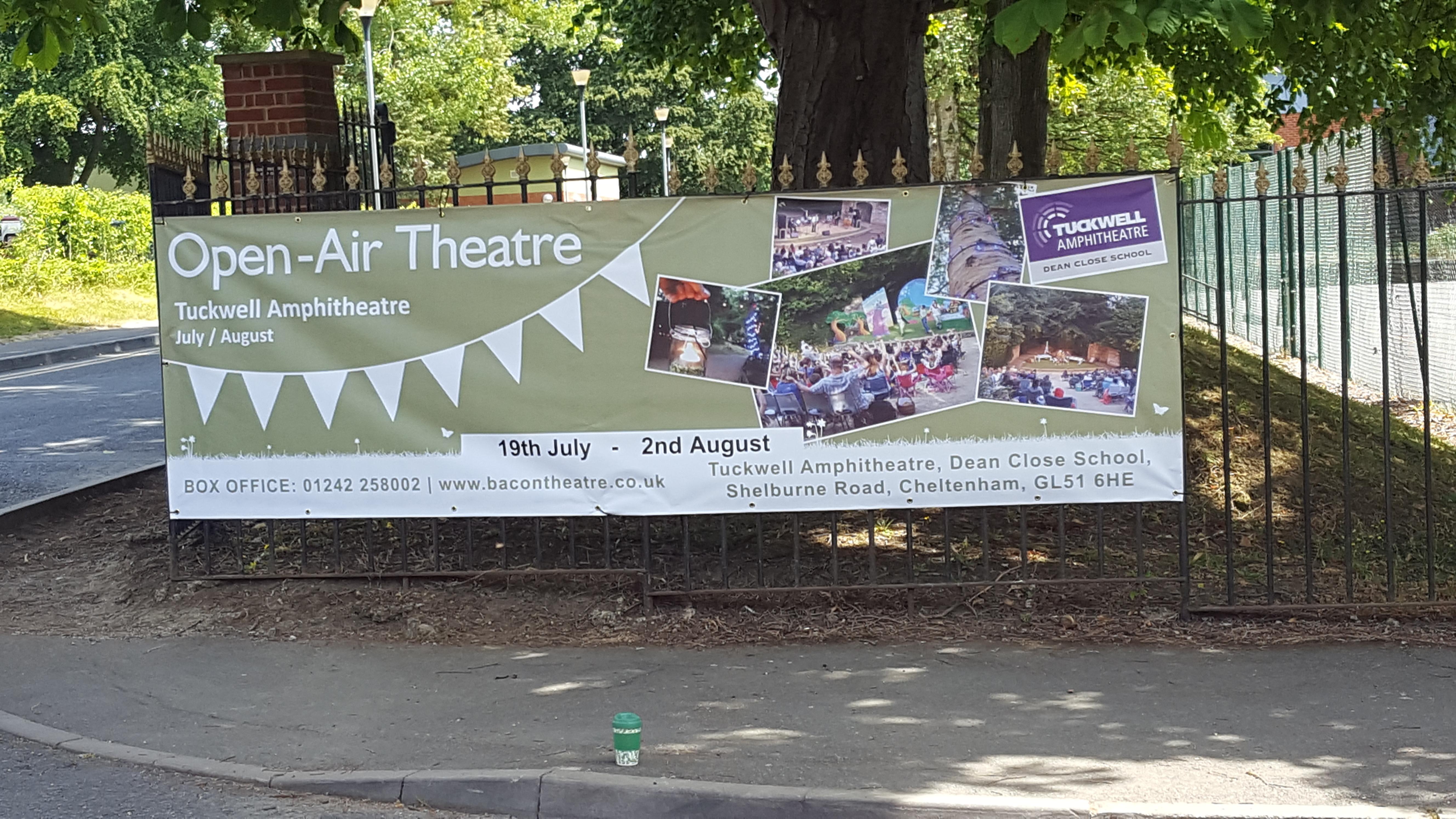 Open Air Theatre Festival 2018 12